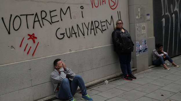 Barcelona. Foto: Reuters