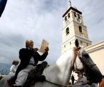 """Al combate, corred, bayameses"". Foto: Ismael Francisco/ Cubadebate."