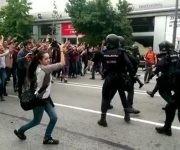 La administración del conservador Partido Popular de Rajoy dio hoy por 'desbaratada' la controvertida cita con las urnas