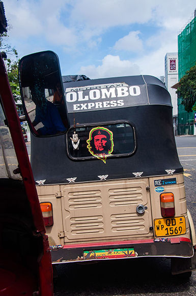 Tu querida presencia en Sri Lanka. Foto: Marta Llanes/ Prensa Latina.