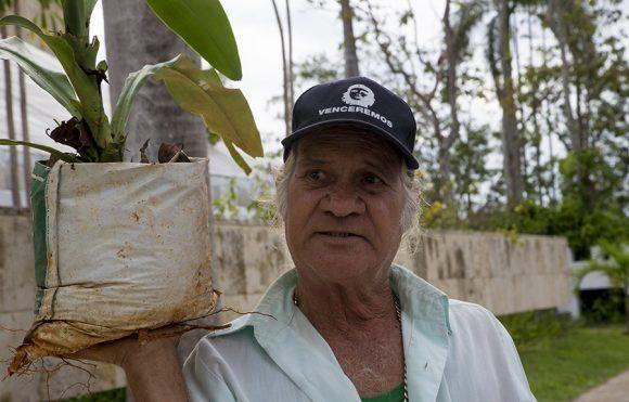 Jorge Manuel Ojeda Cabrera, el administrador de la Plaza. Foto: Ismael Francisco/ Cubadebate.
