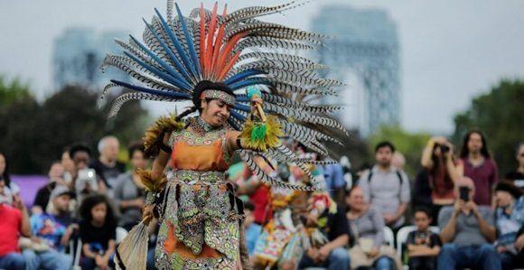 En países como Paraguay o Guatemala, los grupos originarios planean manifestar con la intención de reivindicar sus derechos y exigir que los mismos sean respetados