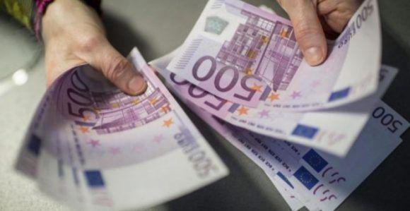 Billetes de 500 euros.- EFE