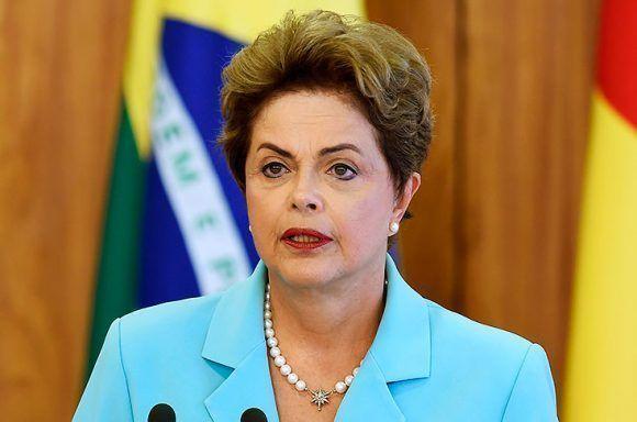 Dilma Rousseff. Foto tomada de El Desconcierto.