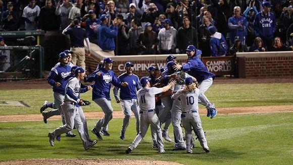 Los Ángeles Dodgers vuelven a ganar la Liga Nacional después después de 29 años (1988), ahora esperan rival para el trono. Foto: Chicago Tribune.