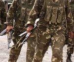 Ejército de Argelia. Foto: AFP