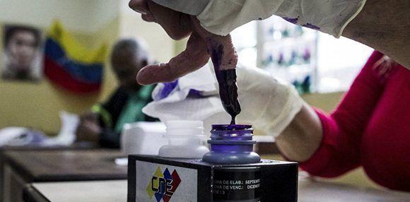 Hoy estamos a pocos días del 15 de octubre, fecha de las elecciones a gobernadores. Foto: Archivo.