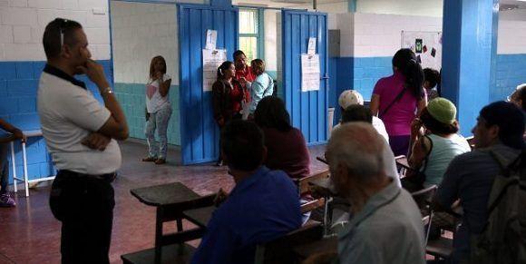 Elecciones en Venezuela. Foto: AVN.