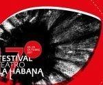Cartel del Festival de Teatro de la Habana 2017.