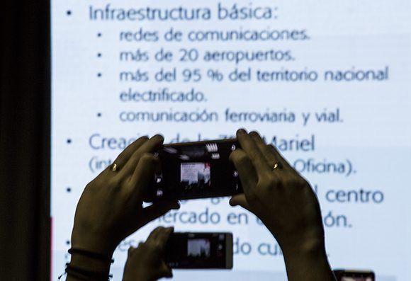 Cuba presenta Cartera de Oportunidades de Inversión Extranjera 2017-2018. Foto: Ismael Francisco/ Cubadebate.