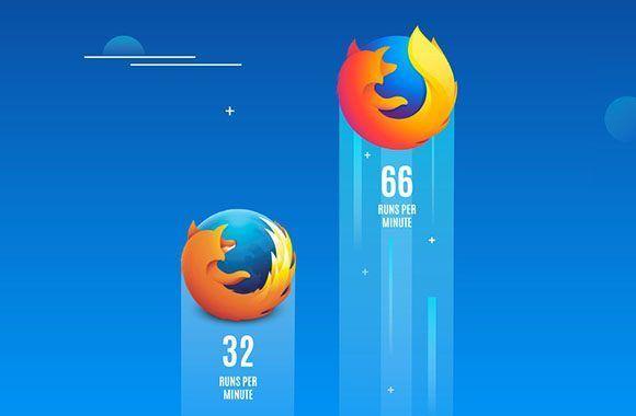 El nuevo navegador Firefox ha dado un gran salto con respecto a sus predecesores.