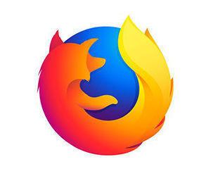 El logo de Firefox Quantum.