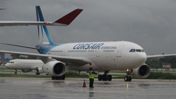 Aerolínea francesa Corsair abre ruta entre París y Varadero