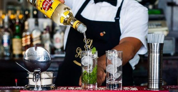 Widen foreign presence in Pan-American Competition of Cocktail bar in Havana