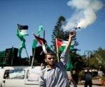 Militante del grupo Hamás. Foto: Reuters.