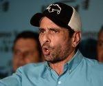 Henrique Capriles Radonski. Foto: AFP.