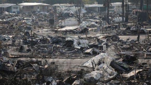 La cifra de muertos ascendió a 42, mientras que cientos de personas continúan desaparecidas. | Foto: Reuters.