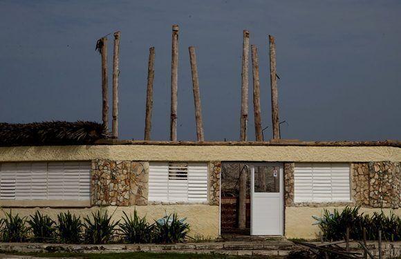 Isabela de Sagua, veinte días después del huracán Irma. Foto: Ismael Francisco/ Cubadebate.