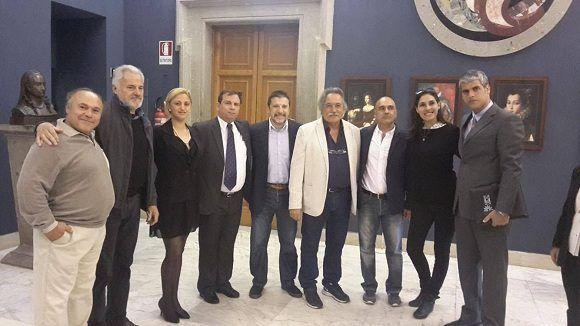 Crean nuevo circulo de la Asociación de Amistad Italia-Cuba en Marino, provincia de Roma. Foto: Asociación Nacional de Amistad Italia-Cuba.
