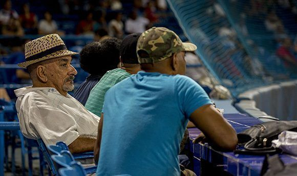 Pancho Amat en el Latino. Foto: Jennifer Romero/Cubadebate