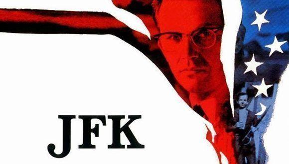 """""""JFK. Un caso aún abierto"""", controvertido filme del año 1991, dirigido por Oliver Stone."""