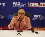 El jefe de campaña del Comando Zamora 200, Jorge Rodríguez. Foto: Agencias.