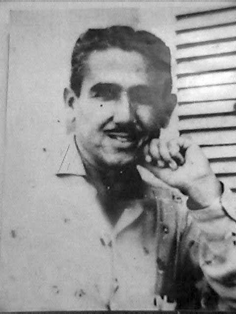 Fariñas Rodríguez también estudió agrimensura y laboró en acciones de dragado. Foto: Archivo de José Miguel Pérez Dib