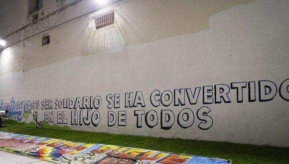 Argentina reclama justicia por la muerte de Maldonado. Foto: Santiago Fraga / Conclusión