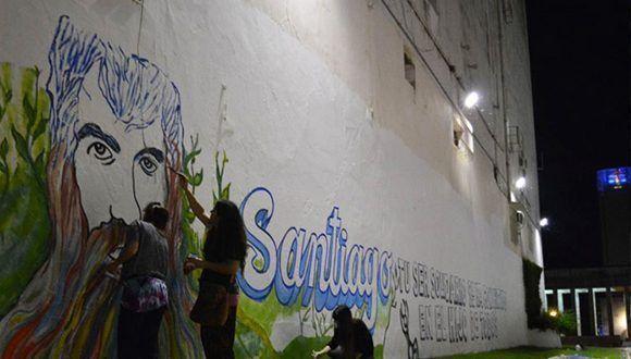 Reacciones del pueblo argentino ante la confirmación de la muerte de Santiago. Foto: Santiago Fraga / Conclusión