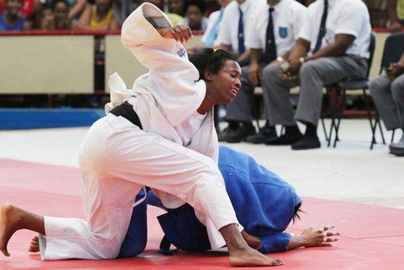 Judoca cubana del Toro concluye séptima en Grand Slam de Osaka