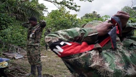 Se trata de la primera vez que el ELN cesa sus actividades de guerrilla. | Foto: Reuters