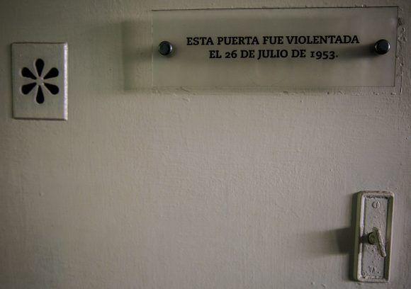 Casa Museo Abel Santamaría Cuadrado. Foto: Irene Pérez / Cubadebate