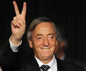 El expresidente argentino Néstor Kirchner. Foto: Archivo.