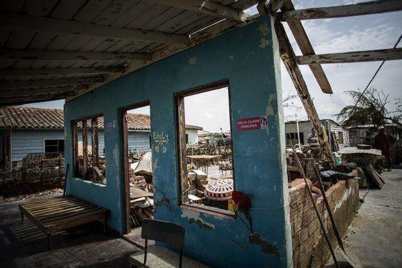 Nazábal es un pueblo de silencios. Foto: Irene Pérez / Cubadebate