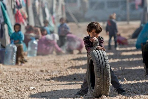 Los infantes pasan vicisitudes de ataques xenófobos, físicos y abusos sexuales; son víctimas de trata, los llevan a lugares donde se les abusa y explota. Foto: AP.