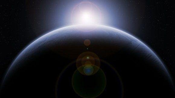 El Planeta Nueve podría estar extendiendo las órbitas de cuerpos distantes. | Foto: Pixabay.