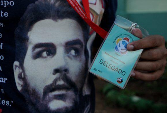 Delegado No. 173 rumbo a la ciudad rusa de Sochi. Foto: Luis Mario Rodríguez Suñol/ Cubadebate.
