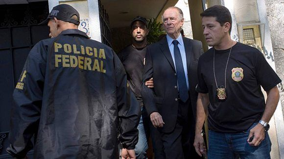 Arrestan a Carlos Nuzman, por presunta corrupción y compra de votos. Foto: AFP.