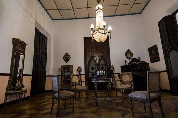 El Museo de la Música Alejandro García Caturlareabrió sus puertas en febrero del presente año. Foto: Irene Pérez/ Cubadebate.
