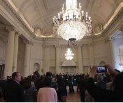 En la sede de la OEA