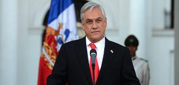 Sebastián Piñera, el favorito de los chilenos. Foto: EFE.