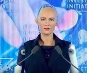 Sophia es la primera robot en obtener ciudadanía.