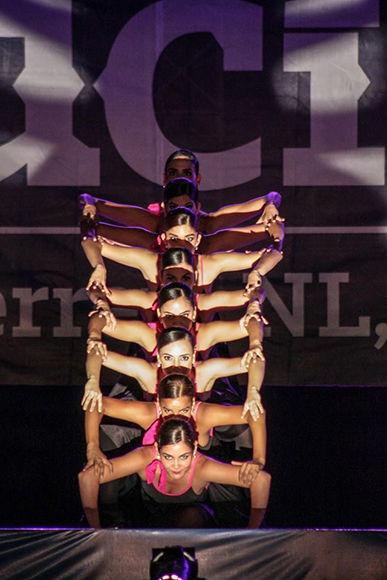 En Monterrey, Lizt Alfonso Dance Cuba. Foto: Cortesía de LADC.