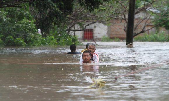 Rivas ha sido uno de los municipios más afectados por las lluvias en Nicaragua. Foto: Foto: Bismarck Picado/ El Nuevo Diario.