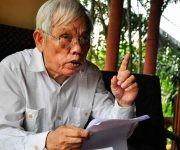 Vu Van Au fue uno de los 23 vietnamitas que Cuba recibió en 1961 para que aprendieran español en la isla. Foto: Marta Llanes/ Prensa Latina.