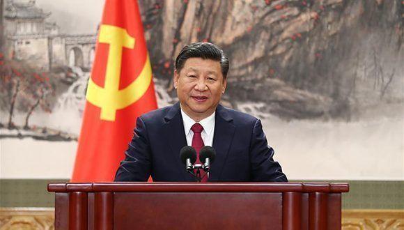 Xi Jinping. Foto: Xinhua.