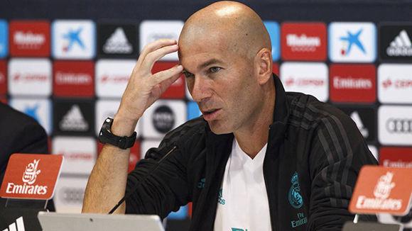 Zinedine Zidane. Foto: Felipe Sevillano/ Diario AS.