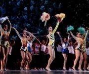 Gala de apertura de la VII Convención Internacional de Actividad Física y Deportes AFIDE 2017, en la Sala Avellaneda del Teatro Nacional, en La Habana, el 20 de noviembre de 2017. ACN FOTO/Marcelino VAZQUEZ HERNANDEZ
