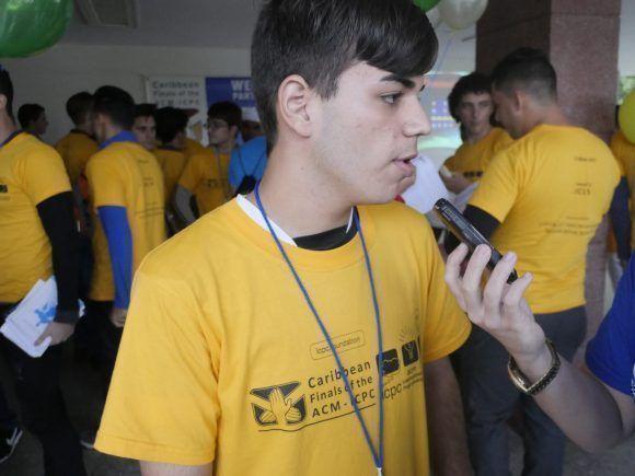 Los muchachos del IPVCE dieron una grata sorpesa (Foto: Javiel Fernández)