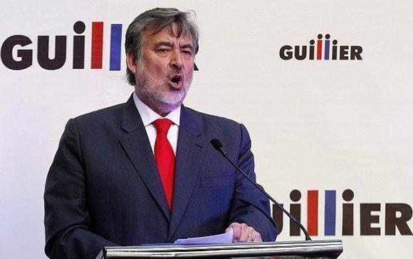 Alejandro Guillier. Foto: ATON.